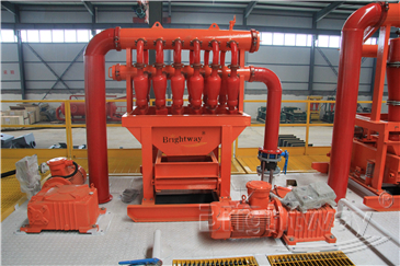 Mud Cleaner in Solids Control System