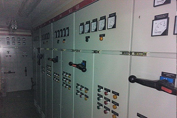 MCC electric control cabinet